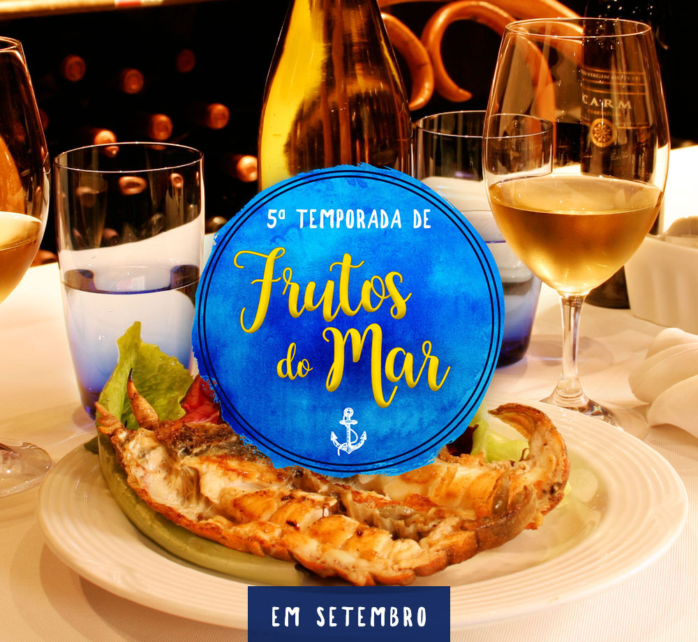 <p>Festival de Frutos do Mar - 2017</p>