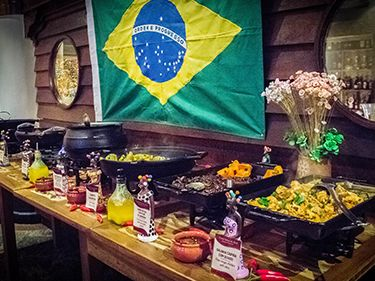 Festival de Sabores por Comer & Beber Bem