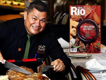Índio, o melhor Garçom do Rio – Revista Época