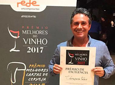 Prêmio Melhores do Vinho 2017