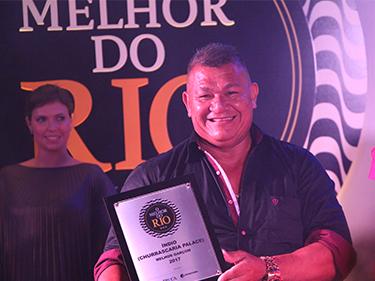 Melhor Garçom do Rio – Revista Época (2017)