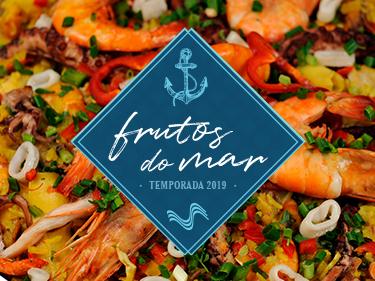 Temporada de Frutos do Mar 2019